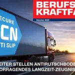 Fuhrparkleiter-Interview zu Antirutschböden, Berufskraftfahrer-Zeitung Dez 2020