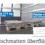 """Presseartikel KCN in der nfm Nutzfahrzeuge Management 11/2020: """"Antirutschmatten überflüssig"""""""